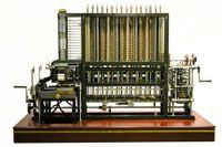Mechanische supercomputer