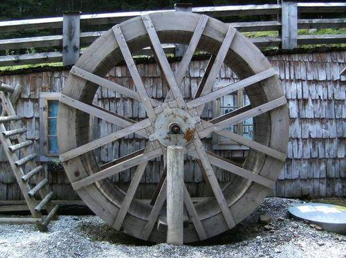 Treadwheel 3