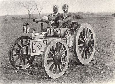 Zulu motor car