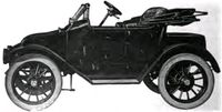 Baker  electric roadster