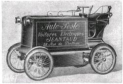 Jeantaud  car 2