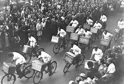 Cargo bike race