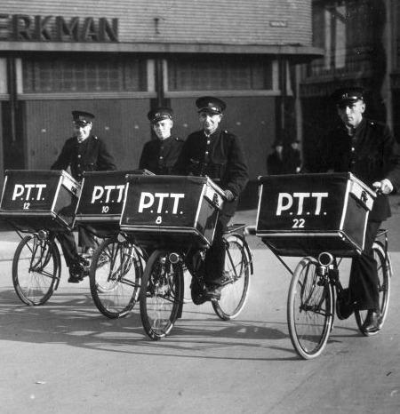 PTT cargo bikes