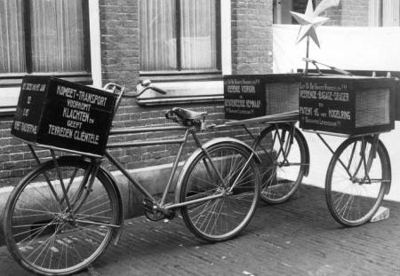 Komeet cargo bike 1929