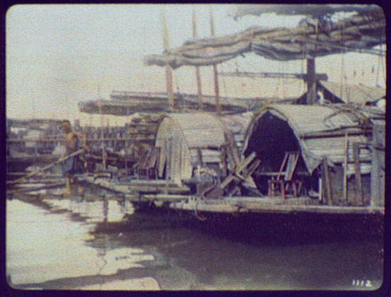 Chinese gunboat
