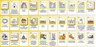 Icons settlements