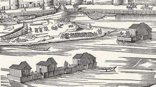 Detail ansicht von koln anton woensam