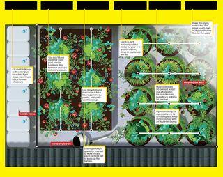 Geek gardening