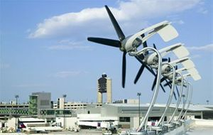 Bijna 40 kleine windturbines getest