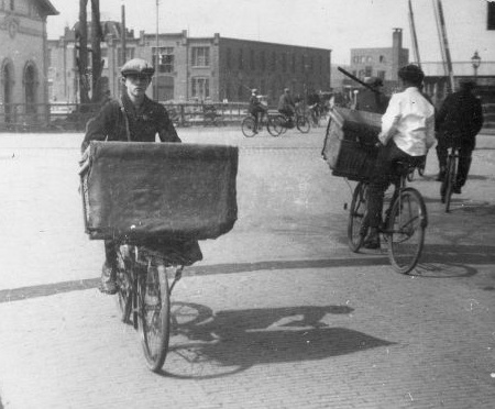 Dutch carrier bikes 2
