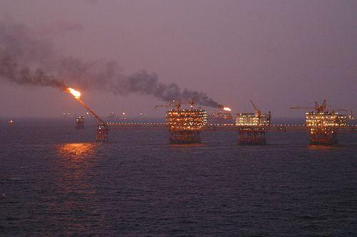 Olieplatform 2