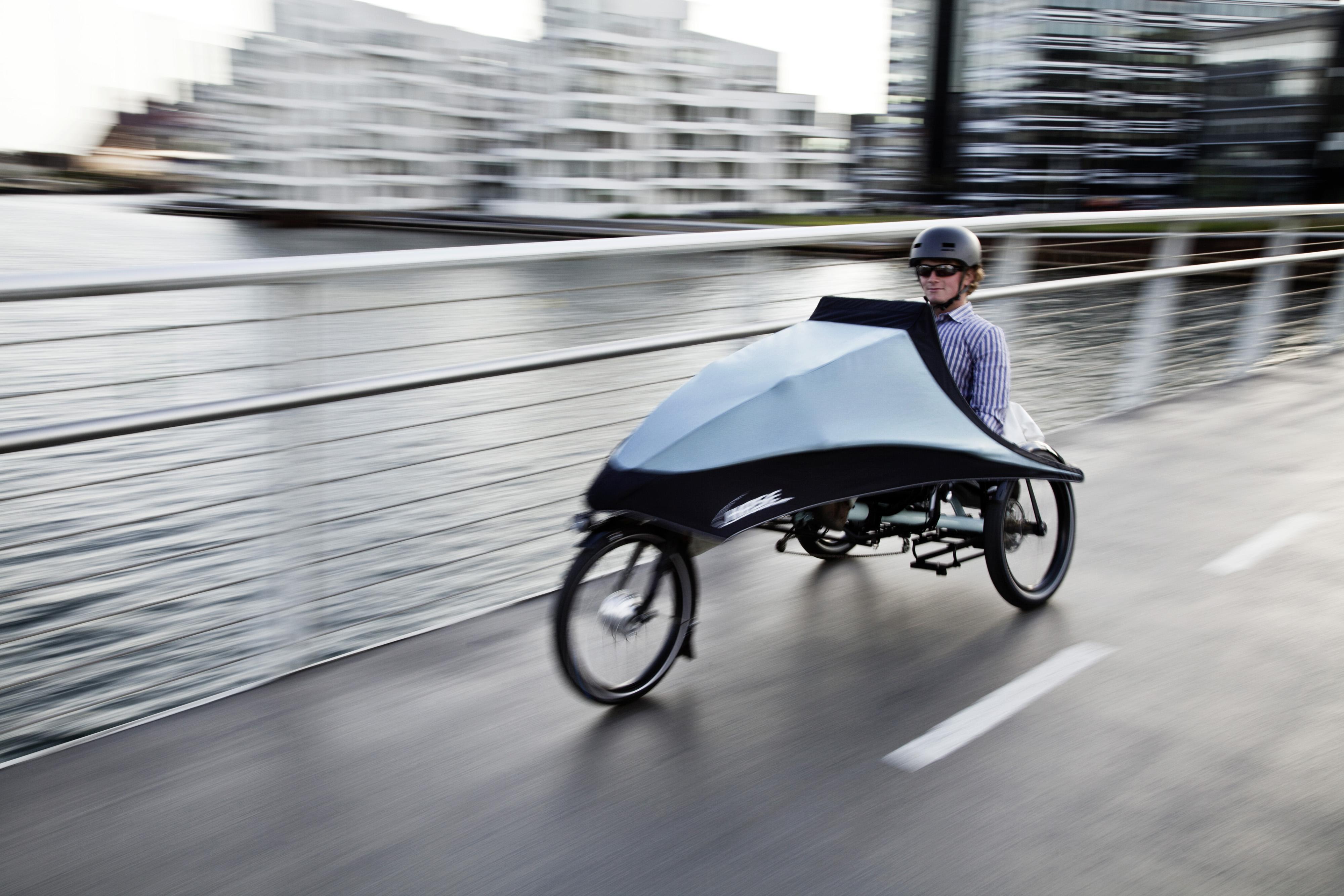 The velomobile: high-tech bike or low-tech car? - LOW-TECH