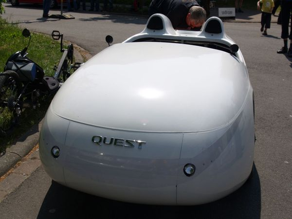 The Velomobile High Tech Bike Or Low Tech Car Low Tech
