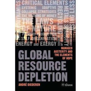 Global resource depletion andre diederen