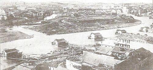 Ship mills on the kur in tiflis georgia  coll ton meesters