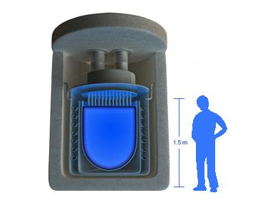 Miniatuur reactor hyperion