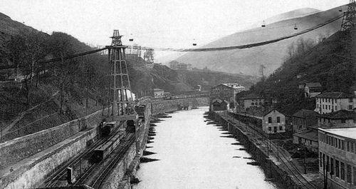 Ropeway 1891 Bilbao