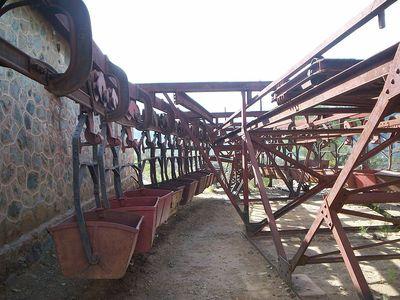 Argentinian ropeway