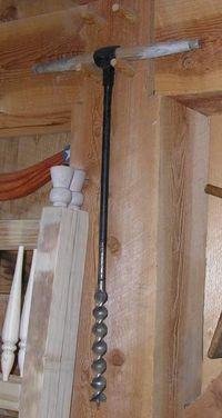 Large auger