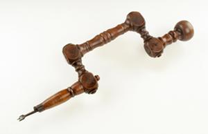 18th century wooden hand brace davidstanley dot com