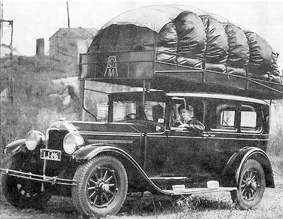 Gas Bag Vehicles - LOW-TECH MAGAZINE