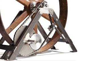 Christoph thetard flywheel of kitchen device