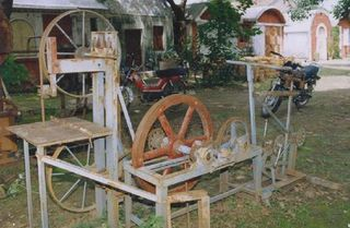Pedal powered factory