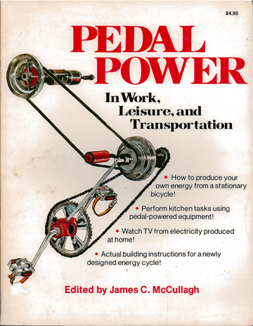 Pedal Power In Work Leisure And Transportation