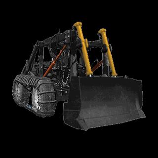 Lowtech bulldozer