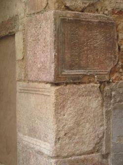 Hergebruik romeinse bouwstenen2