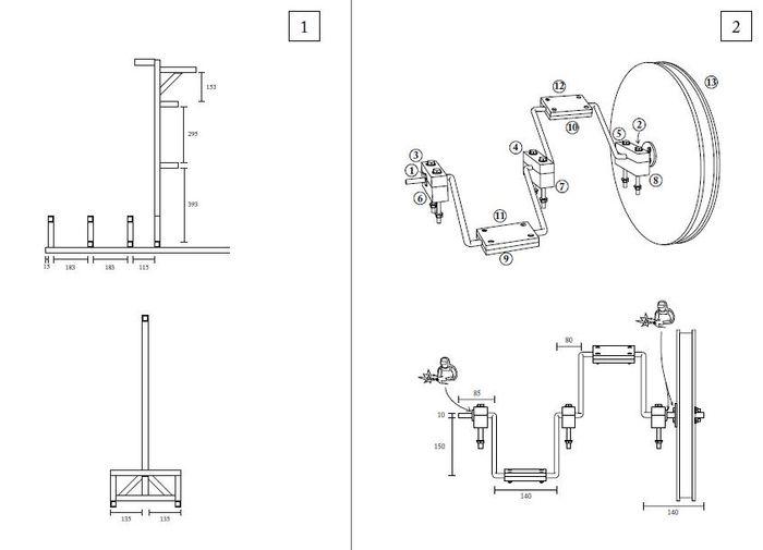Pedal powered machine manual 12