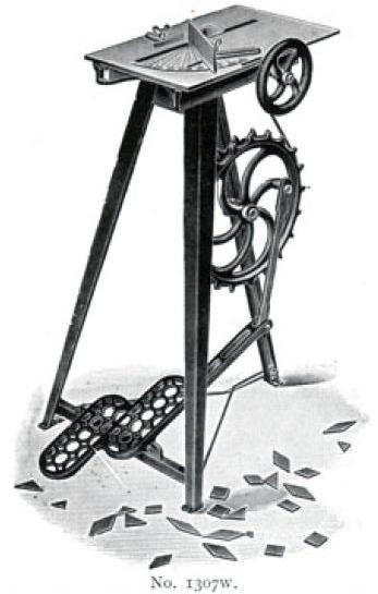Fine The Short History Of Early Pedal Powered Machines Low Tech Machost Co Dining Chair Design Ideas Machostcouk