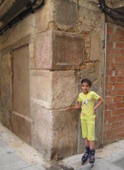 Hergebruik romeinse bouwstenen