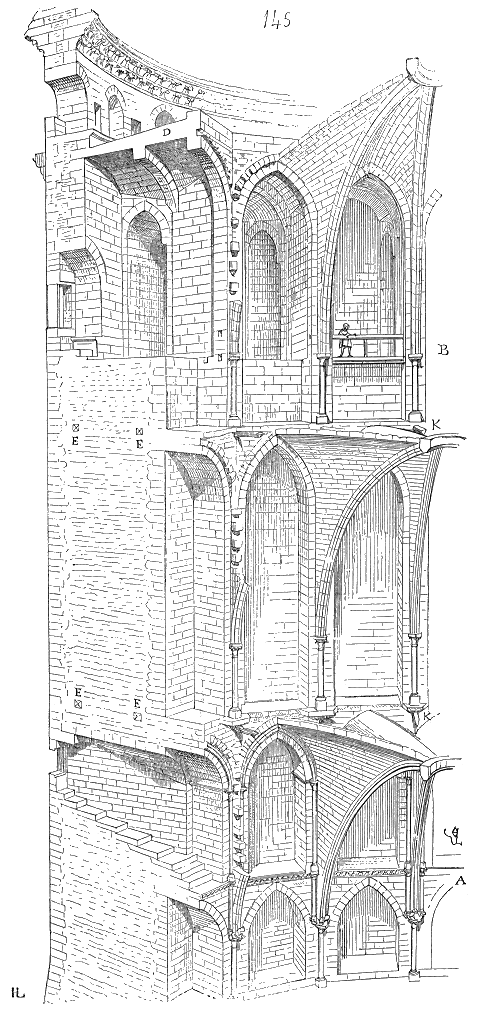 French medieval architecture 2