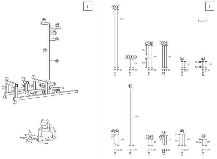 Pedal powered machine manual 11