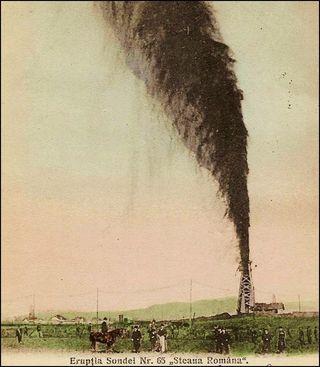 Oliebron roemenie