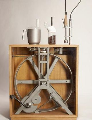 Christoph thetard kitchen device