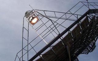 Arun solar concentrator