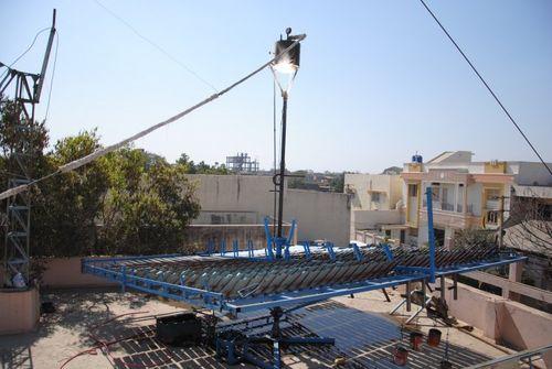 Solar fire p32 lowtech zonnecollector