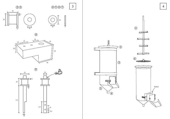 Pedal powered machine manual 14