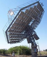 Solar powered factories