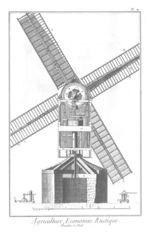 Windmolen tekening 2