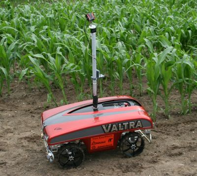 Easywheels landbouwrobot