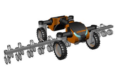 Deense landbouwrobot