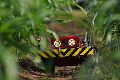 Eduro landbouwrobot