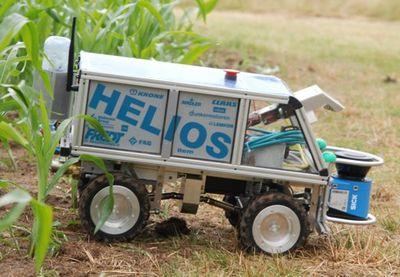 Helios landbouwrobot