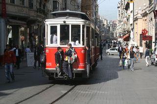 Zwartrijden in istanbul