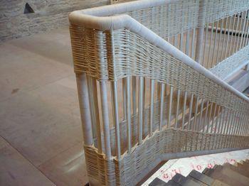 Basketry balustrade 2