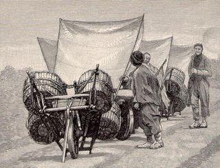 De chinese kruiwagen