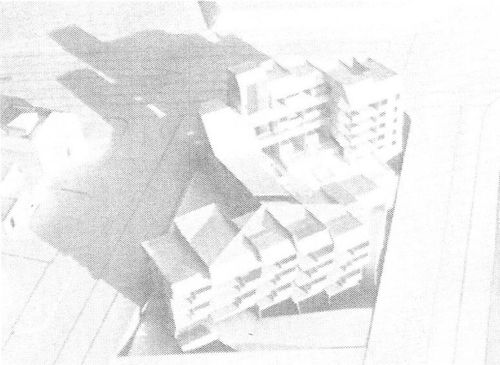 The wilshire project buildings within envelope